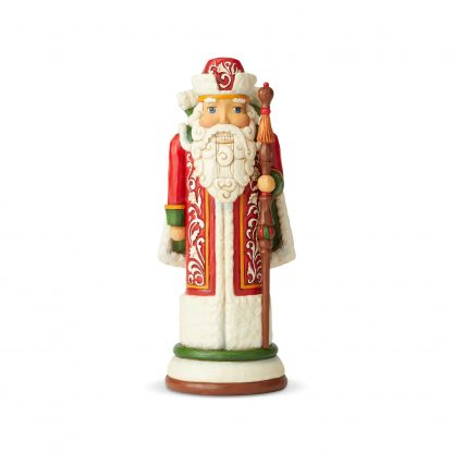 "Otto's Granary Nutcracker ""Merry In Moscow"" by Jim Shore"