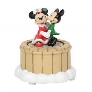 Otto's Granary Mickey & Minnie's Dance by Dept 56