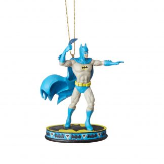 Otto's Granary Batman Silver Age Ornament by Jim Shore