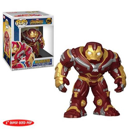 Otto's Granary Avengers Infinity War Hulkbuster #294 Pop! Vinyl Figure