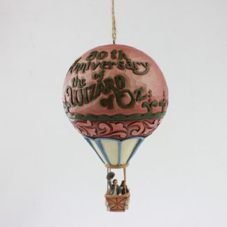 Otto's Granary Wizard of Oz 80th Balloon Ornament by Jim Shore