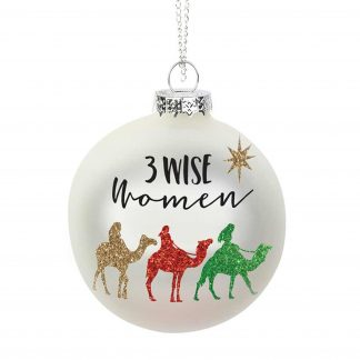 Otto's Granary 3 Wise Women Ornament by Our Name Is Mud