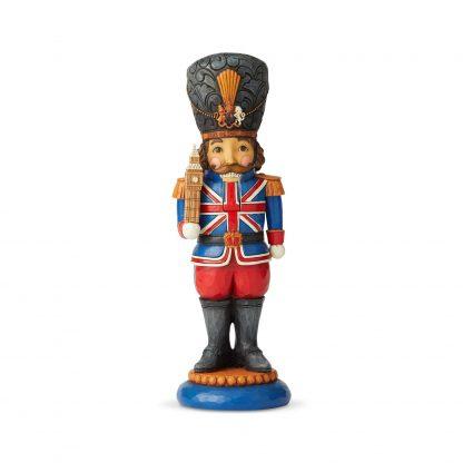 """Otto's Granary Nutcracker """"London's Legend"""" by Jim Shore"""