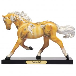 Otto's Granary Golden Girls Figurine by The Trail of Painted Ponies