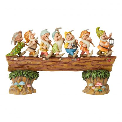 Otto's Granary Seven Dwarfs Masterpiece Figurine by Jim Shore