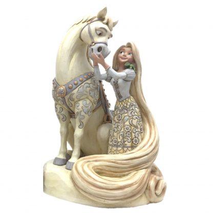 Otto's Granary White Woodland Rapunzel Figurine by Jim Shore