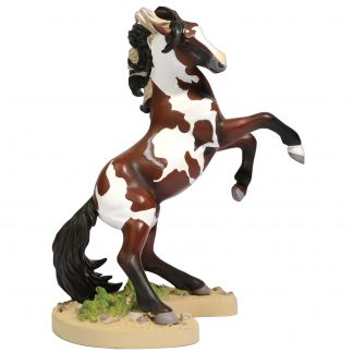 Otto's Granary Dance of the Mustang Figurine by The Trail of Painted Ponies