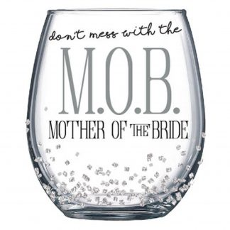 Otto's Granary Mother Bride Stemless Wine by Our Name Is Mud
