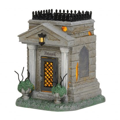 Otto's Granary The Addams Family Crypt by Dept 56