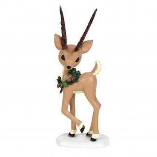 Otto's Granary Donner Reindeer Figurine by Dept 56
