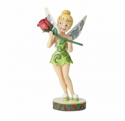 Otto's Granary Tink with Rose Figurine by Jim Shore