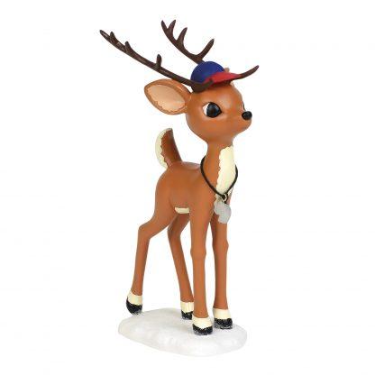 Otto's Granary Comet Reindeer Figurine by Dept 56