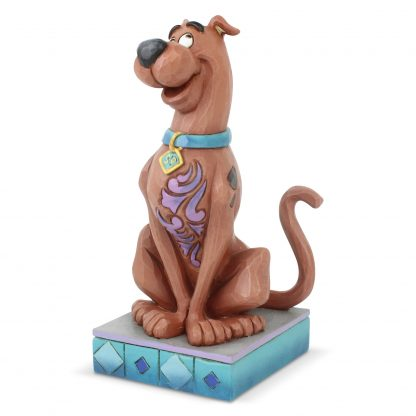 Otto's Granary Scooby Doo Figurine by Jim Shore