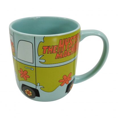 Otto's Granary Mystery Machine Mug by Scooby Doo Ceramics