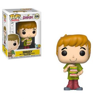 Otto's Granary Scooby-Doo Shaggy with Sandwich #626 Pop! Vinyl Figure