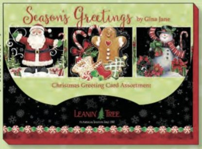 Otto's Granary Season Greetings Christmas Card Assortment By Leanin Tree Cards
