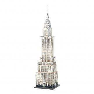 Otto's Granary The Chrysler Building - Christmas in the City by Department 56