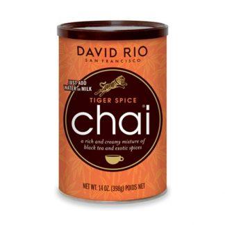 Otto's Granary Tiger Spice Chai Can by David Rio