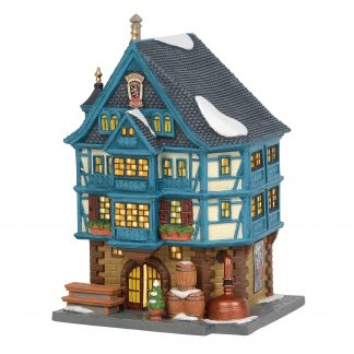 Otto's Granary Linderbrau Beer Hall by Dept 56