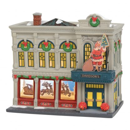 Otto's Granary Davidson's Department Store by Dept 56
