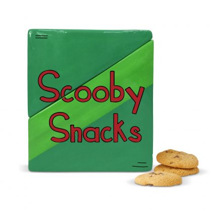 Otto's Granary Scooby Snacks Cookie Jar by Scooby Doo Ceramics for Sale