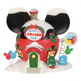 Otto's Granary Mickey's Balloon Inflators by Dept 56