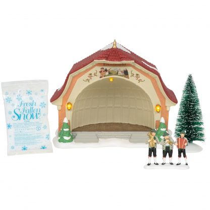 Otto's Granary Bavarian Concert Hall by Dept 56