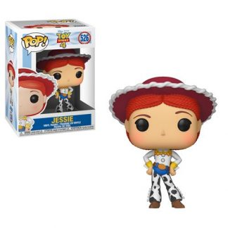 Otto's Granary Toy Story 4 Jessie #526 Pop! Vinyl Figure
