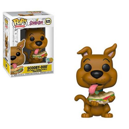 Otto's Granary Scooby-Doo with Sandwich #625 Pop! Vinyl Figure