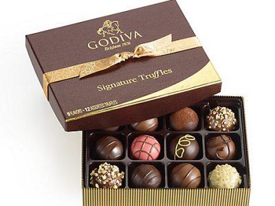 Godiva Chocolate Online