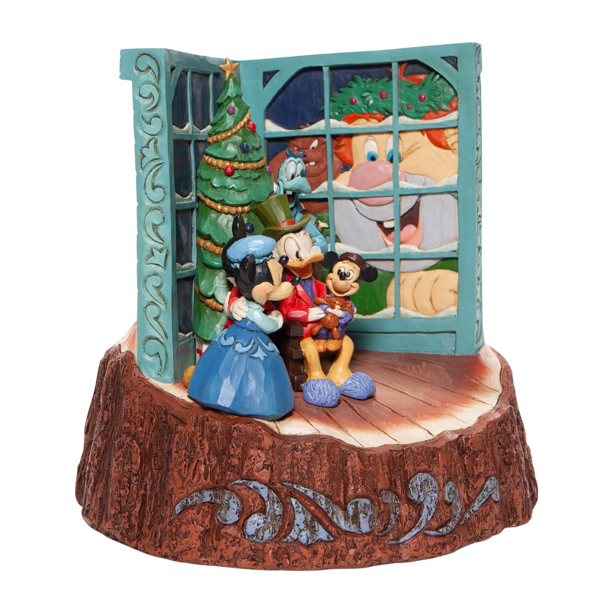"Mickey's Christmas Carol ""God Bless Us, Everyone!"" – Disney Traditions by Jim Shore (6007060) at ..."